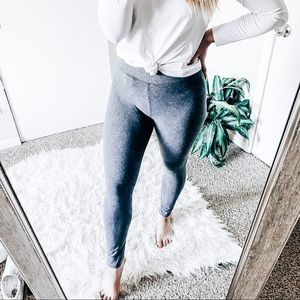 Aerie grey leggings